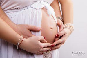 tehotenské fotenie