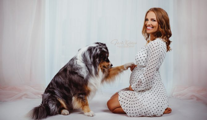 pes a tehotenstvo