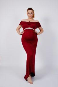 tehotenské fotenie - tehotenské šaty na fotenie