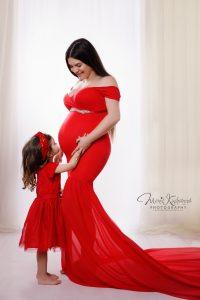 saty na tehotenske fotenie
